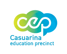 Casuarina Education Precinct logo